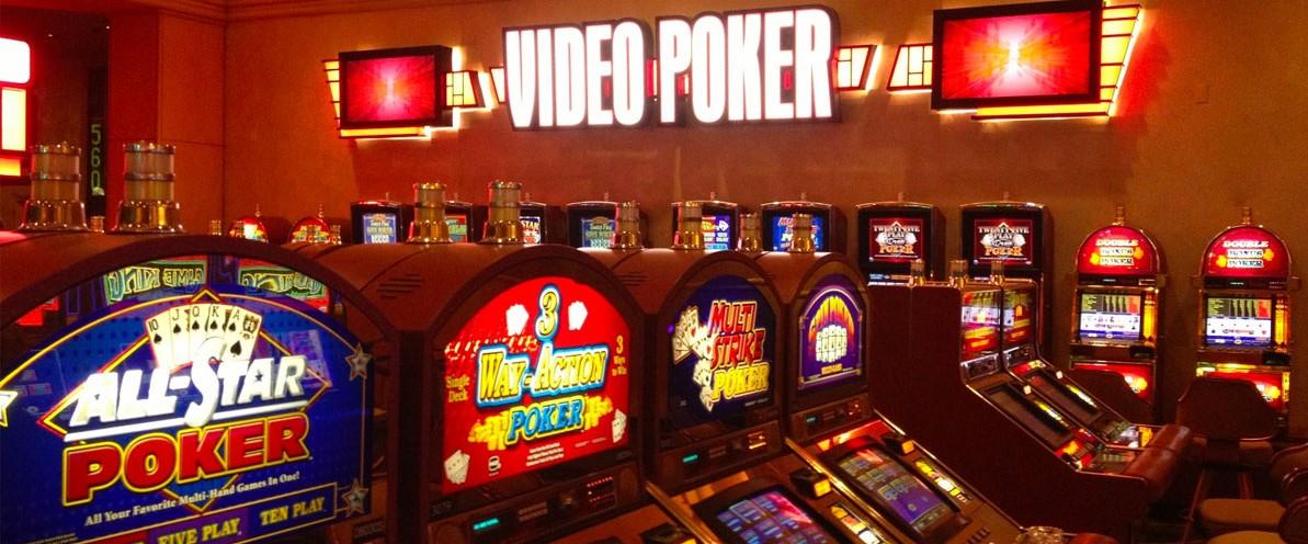 video poker nasil oynanir